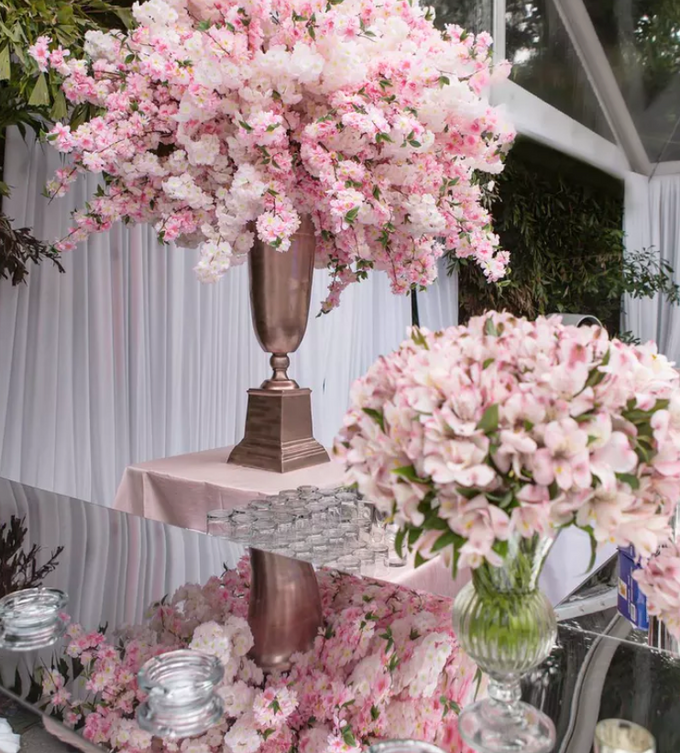 Beautiful Wedding by Plan Design Events - 033