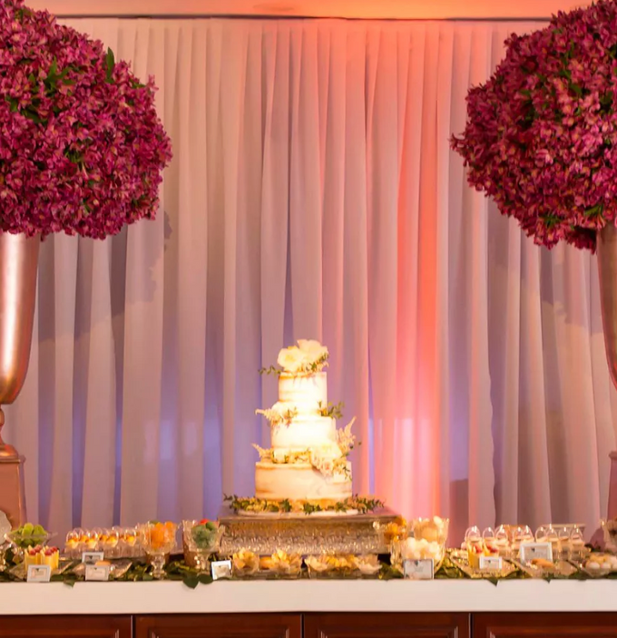 Beautiful Wedding by Plan Design Events - 037