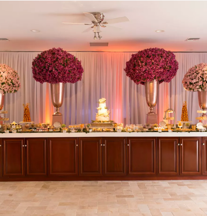 Beautiful Wedding by Plan Design Events - 038