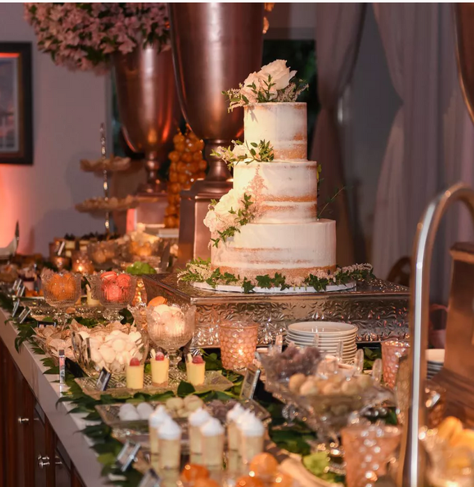 Beautiful Wedding by Plan Design Events - 041