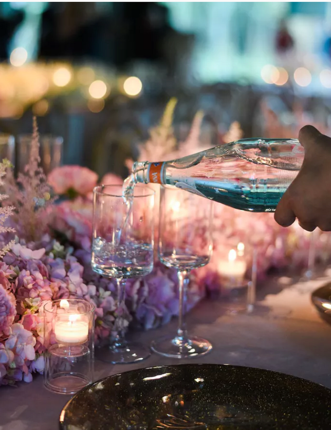 Beautiful Wedding by Plan Design Events - 045
