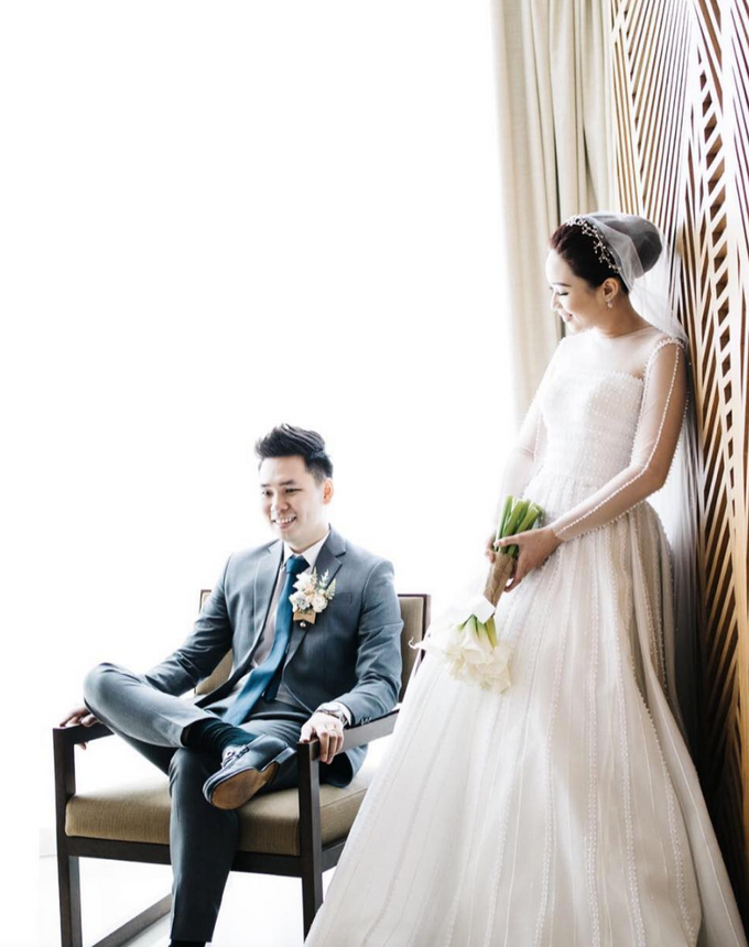 Efrem & Quiny Wedding by Yogie Pratama - 001