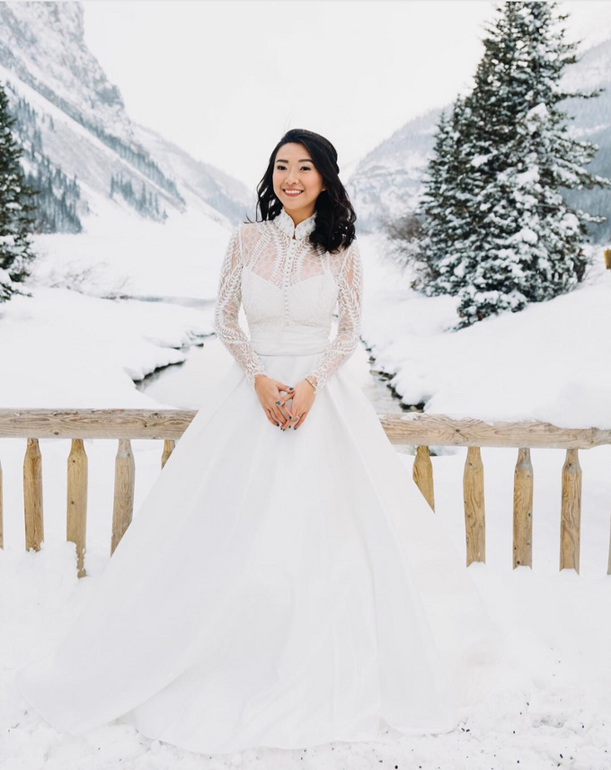 Cindy Cendana in Banff by SweetEscape - 004