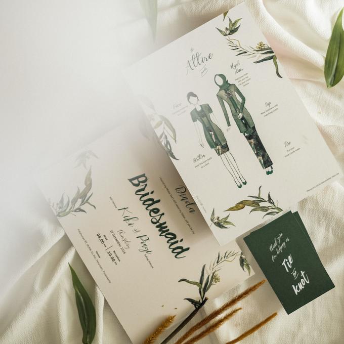 Kiki & Pingi - Bridesmaid Hampers by FOYYA - 004