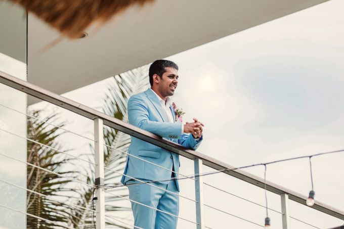 The Wedding of Drashti & Idris by Bali Eve Wedding & Event Planner - 014