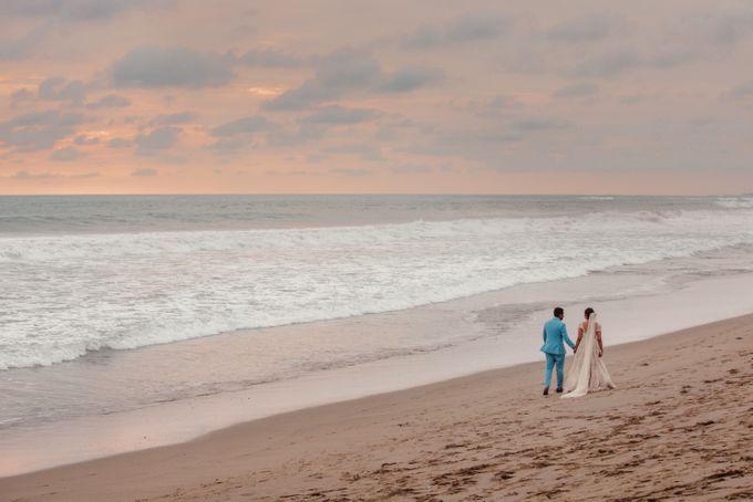 The Wedding of Drashti & Idris by Bali Eve Wedding & Event Planner - 011