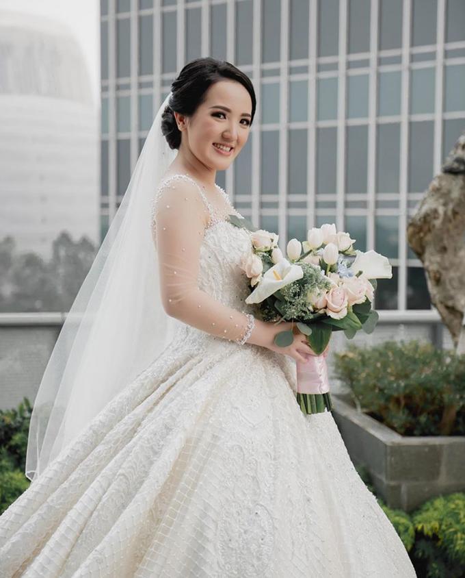 Wedding of Marshall & Kezia by Silvia Jonathan - 004