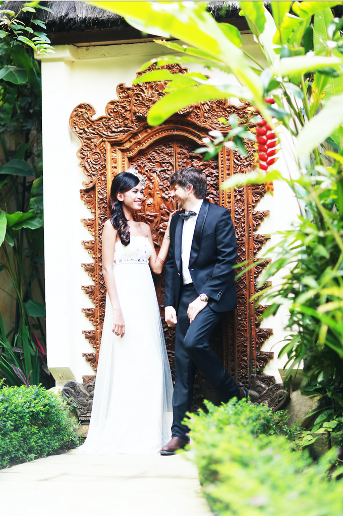 Wedding at The Hidden Palace by Hanging Gardens of Bali - 004