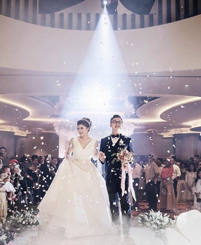 The Wedding of Erwin & Voretta by NOMA Jewelry & Accessories - 015