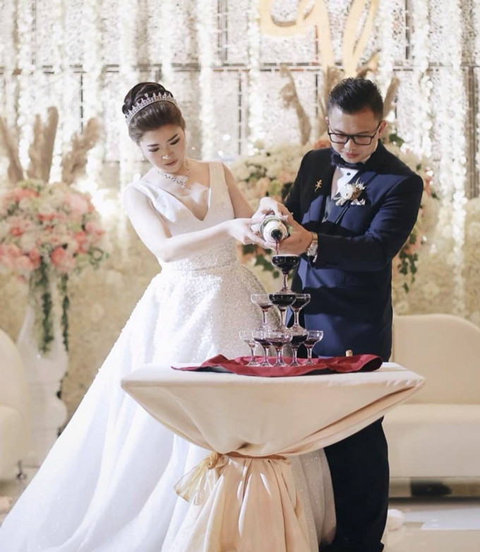 The Wedding of Erwin & Voretta by NOMA Jewelry & Accessories - 014