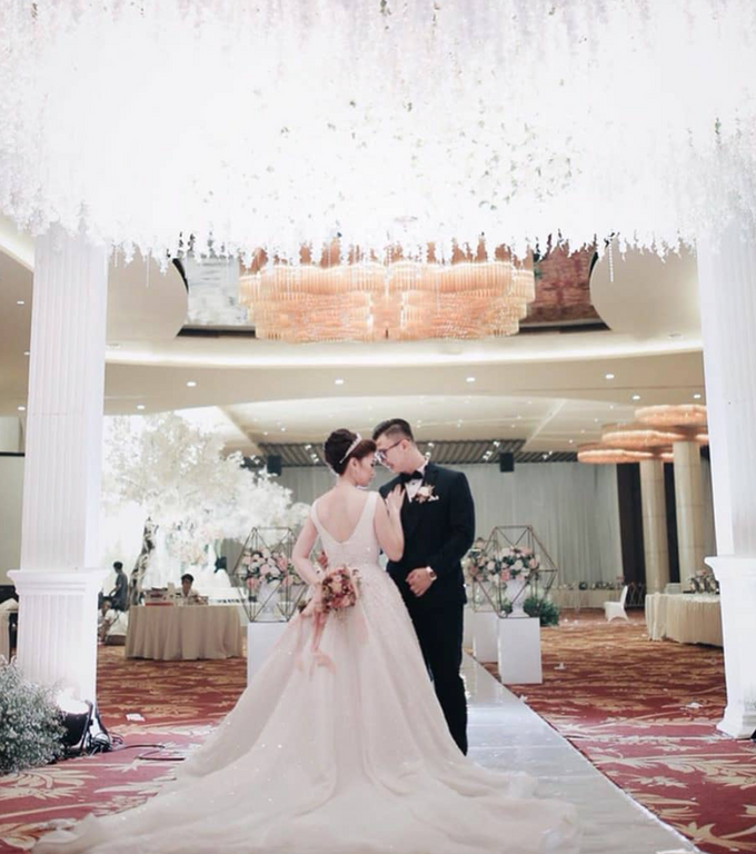 The Wedding of Erwin & Voretta by NOMA Jewelry & Accessories - 012