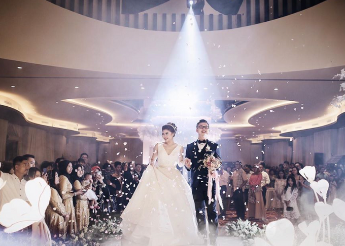 The Wedding of Erwin & Voretta by NOMA Jewelry & Accessories - 001