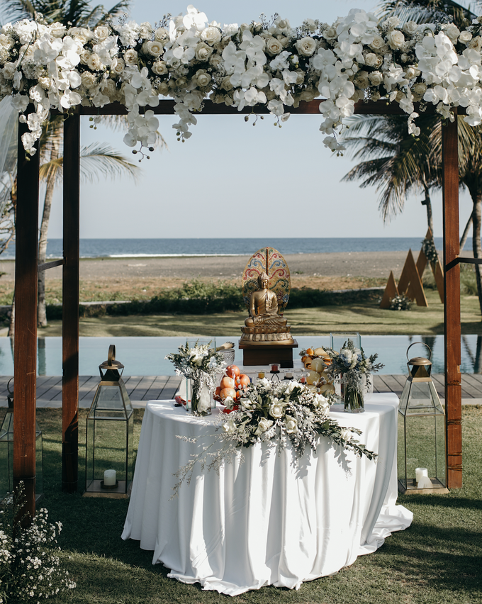 The Wedding Jesslyn & Alfredo by Bali Eve Wedding & Event Planner - 012