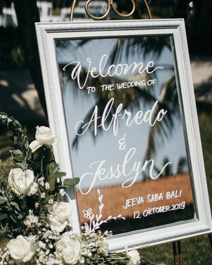 The Wedding Jesslyn & Alfredo by Bali Eve Wedding & Event Planner - 014