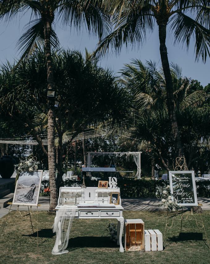 The Wedding Jesslyn & Alfredo by Bali Eve Wedding & Event Planner - 016