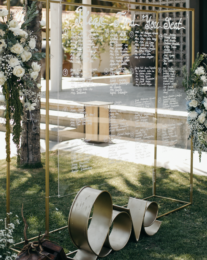 The Wedding Jesslyn & Alfredo by Bali Eve Wedding & Event Planner - 017