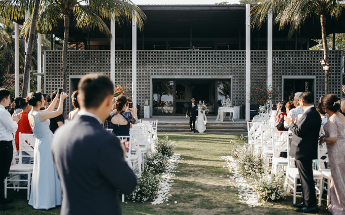 The Wedding Jesslyn & Alfredo by Bali Eve Wedding & Event Planner - 018