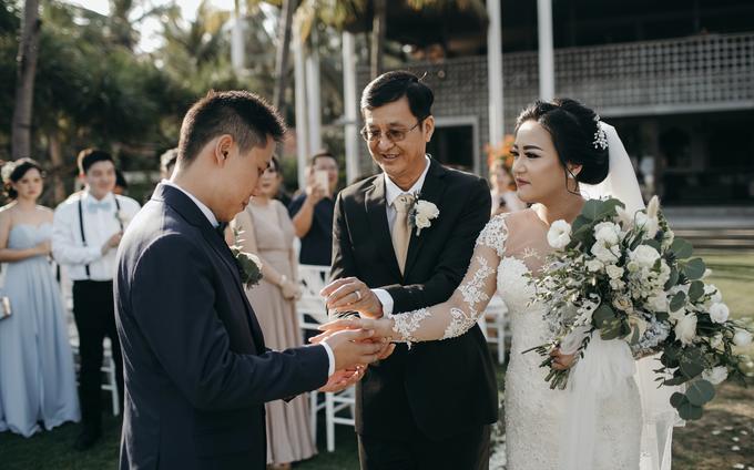 The Wedding Jesslyn & Alfredo by Bali Eve Wedding & Event Planner - 019