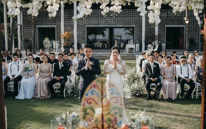 The Wedding Jesslyn & Alfredo by Bali Eve Wedding & Event Planner - 020