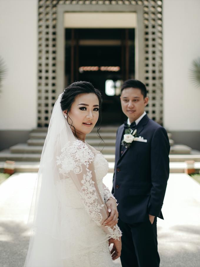 The Wedding Jesslyn & Alfredo by Bali Eve Wedding & Event Planner - 025