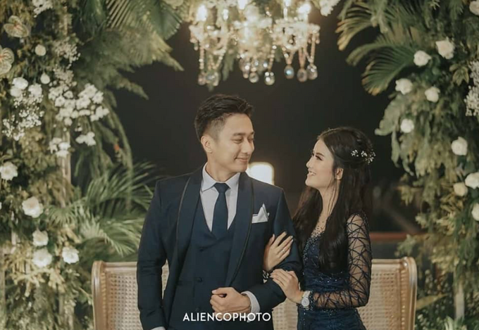 The Wedding of Rezca & Ina by SAS designs - 014