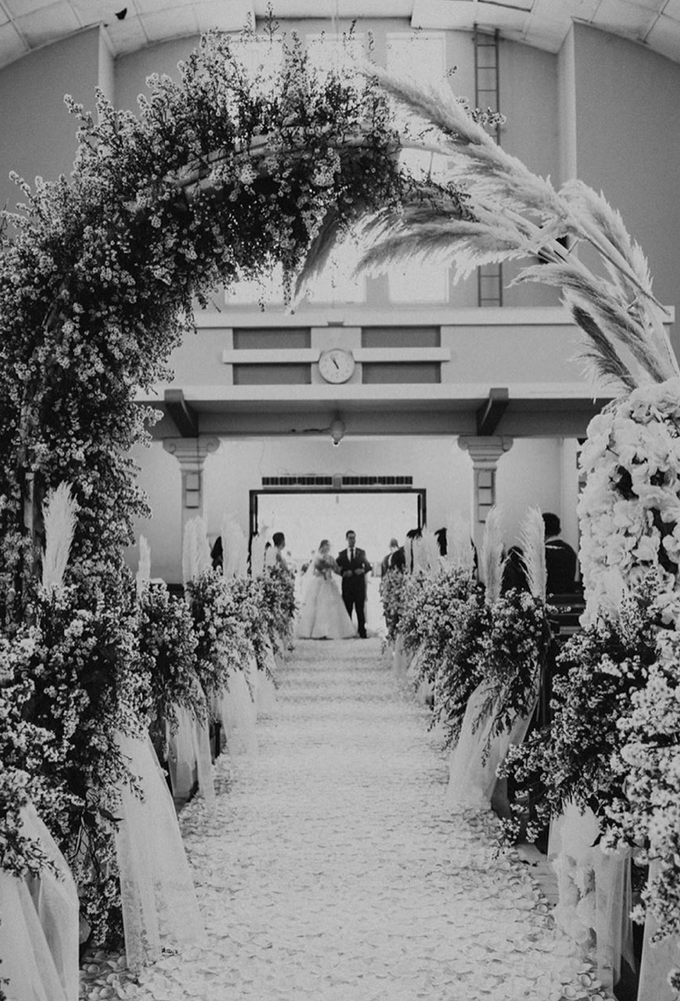 The Wedding of Yosua & Bea by SAS designs - 008