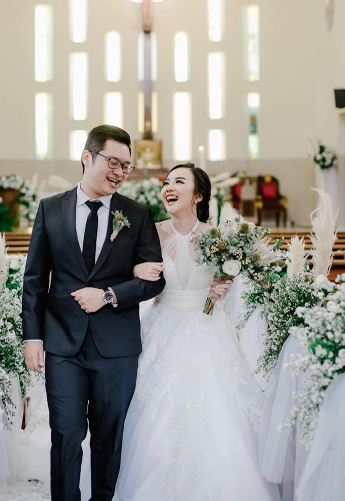 The Wedding of Yosua & Bea by SAS designs - 005