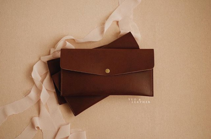 Helen & Irvan Wallet by Yuo And Leather - 002
