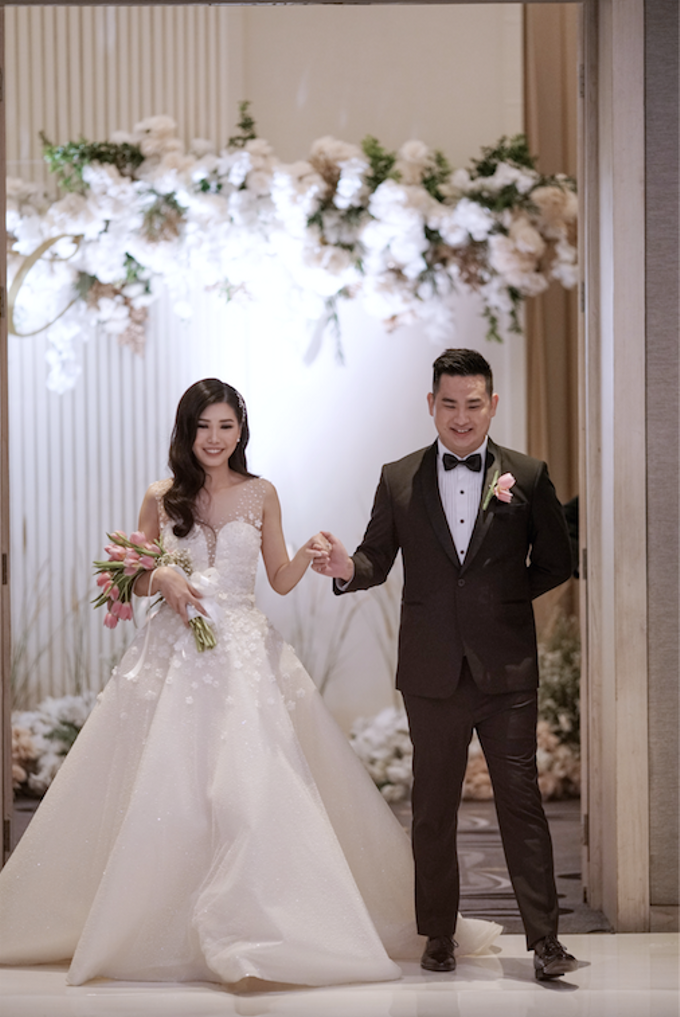 The wedding of Eko and Chris by Espoir Studio - 017