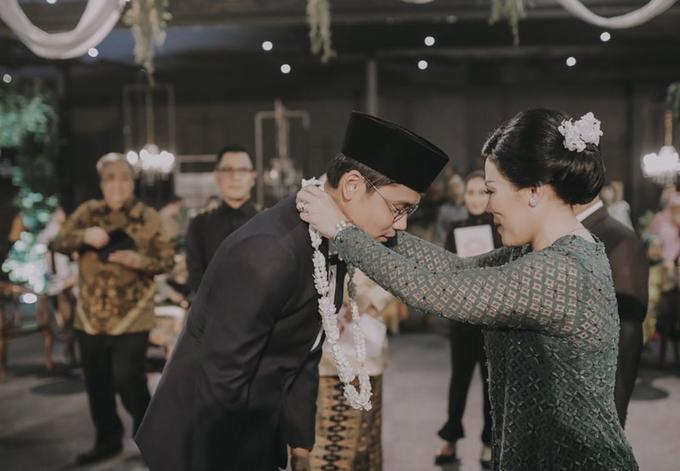 The Wedding of Dilla & Dean by SAS designs - 008