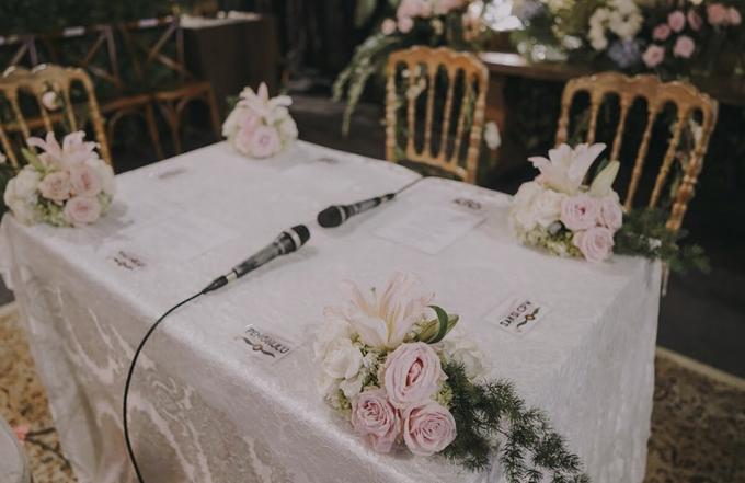 The Wedding of Dilla & Dean by SAS designs - 003