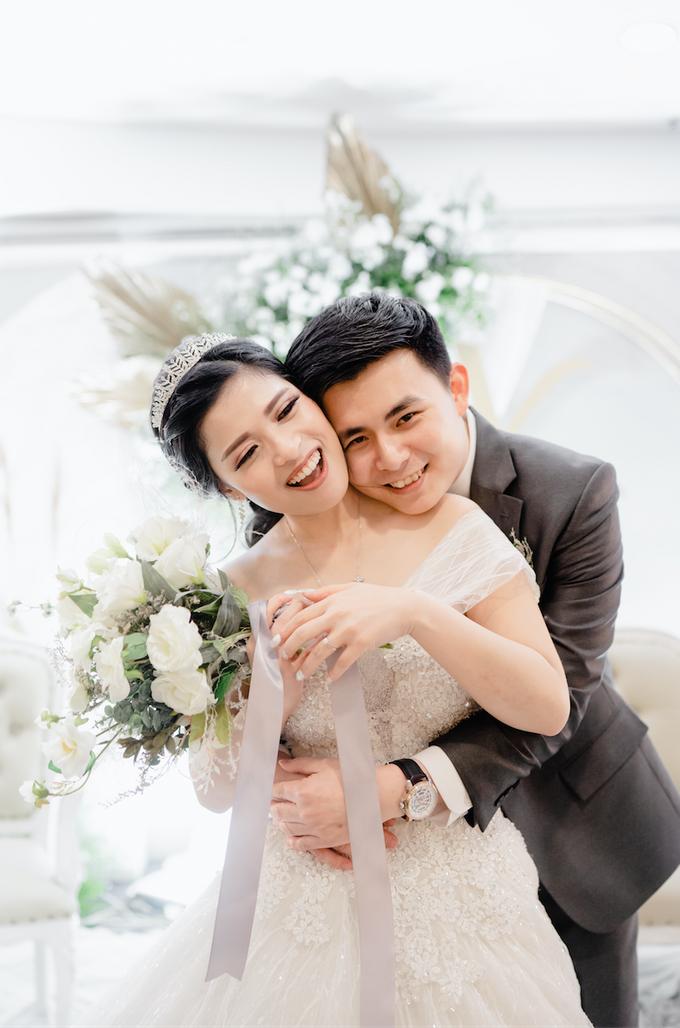 THE WEDDING OF YOHANES & VERONICA by Cerita Bahagia - 006