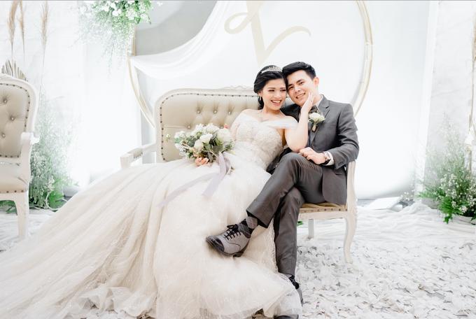 THE WEDDING OF YOHANES & VERONICA by Cerita Bahagia - 005