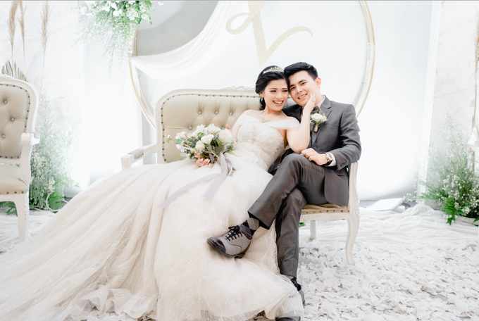 THE WEDDING OF YOHANES & VERONICA by Cerita Bahagia - 009