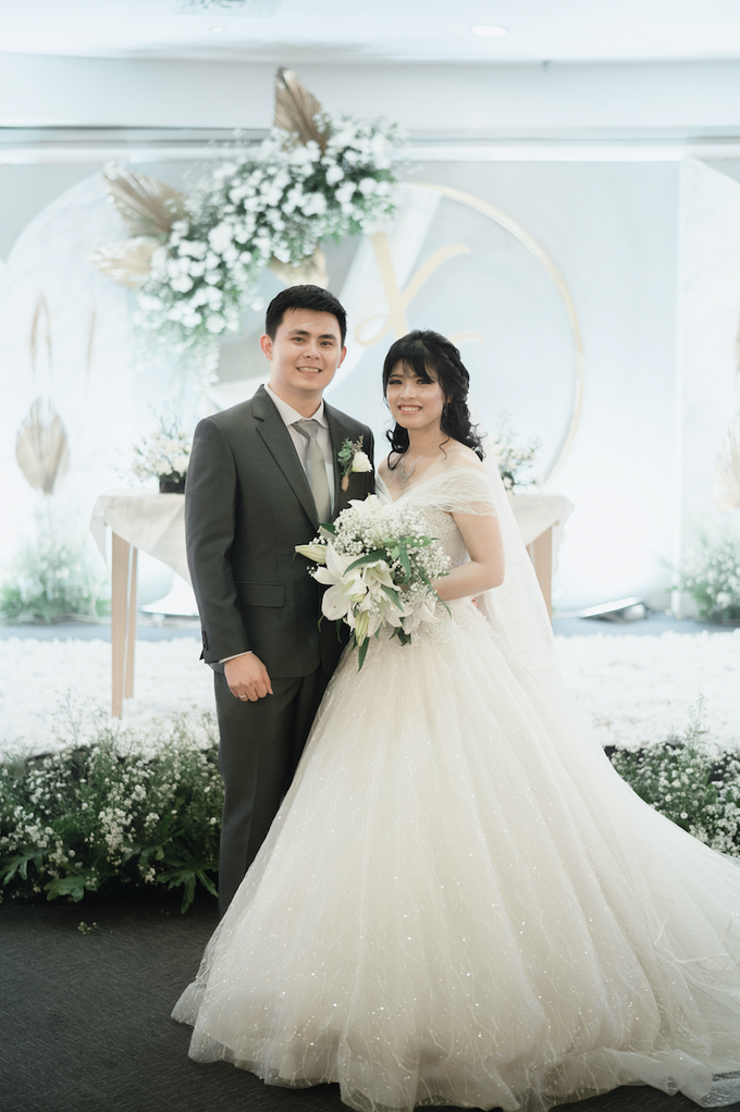 THE WEDDING OF YOHANES & VERONICA by Cerita Bahagia - 009