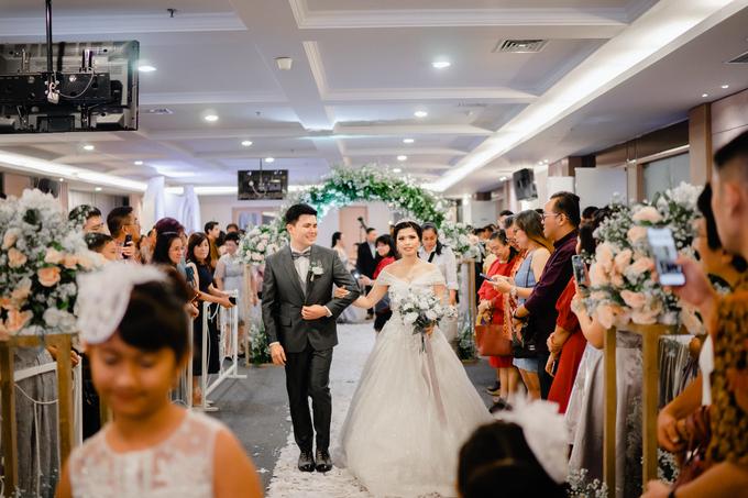THE WEDDING OF YOHANES & VERONICA by Cerita Bahagia - 010