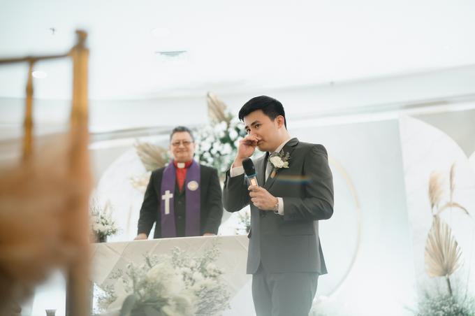THE WEDDING OF YOHANES & VERONICA by Cerita Bahagia - 008