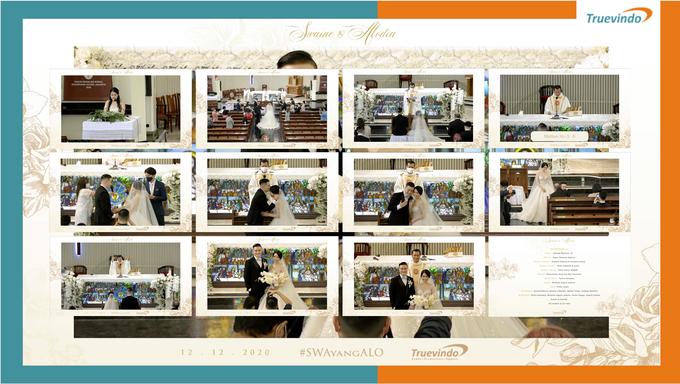 Swaine & Alodia Virtual Online Wedding Live Streaming Holy Matrimony by Truevindo - 001