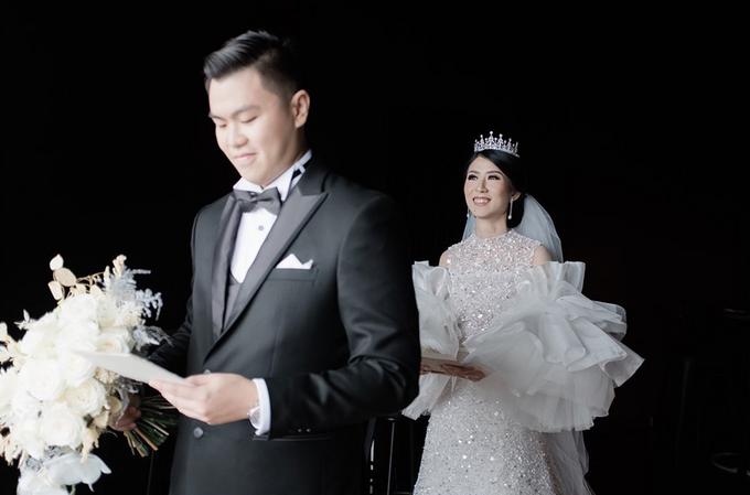 The Wedding of Dikres & Jennifer by SAS designs - 002