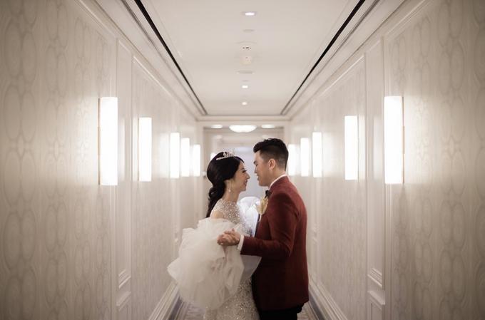The Wedding of Dikres & Jennifer by SAS designs - 004