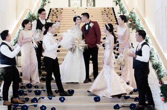 The Wedding of Dikres & Jennifer by SAS designs - 006