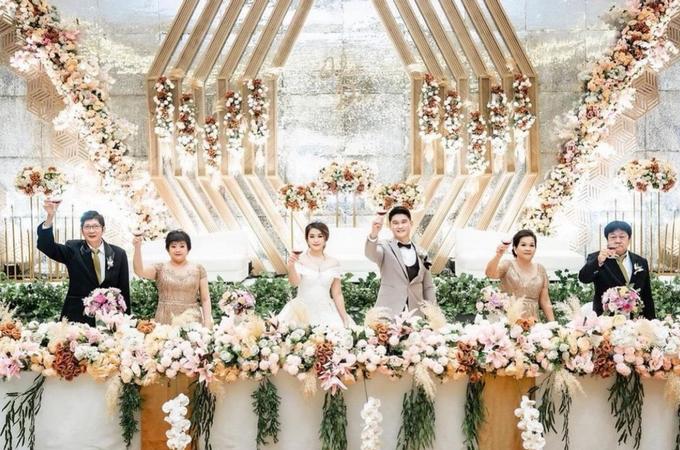 The Wedding of Johan & Devi by SAS designs - 002