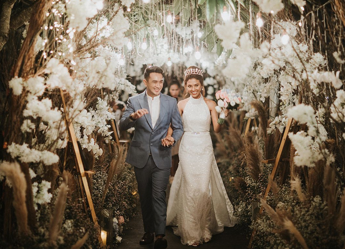 The Wedding of Gerald & Mezty by SAS designs - 002