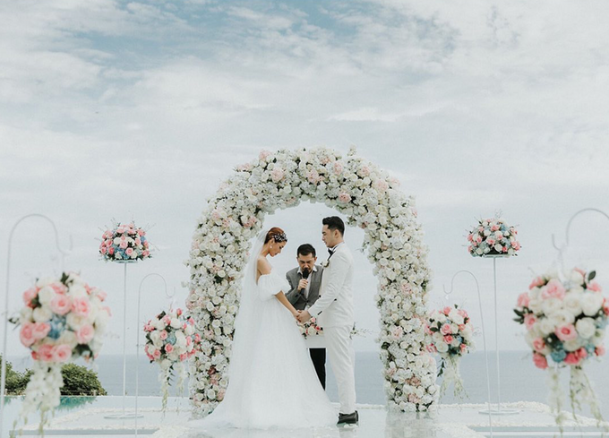 The Wedding of Gerald & Mezty by Miss Mondial - 006