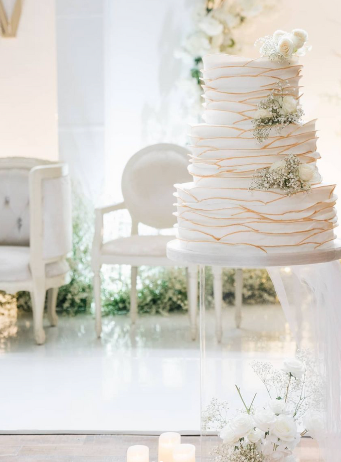 The Wedding of Ready & Viona by Habitate Garden Lounge - 001