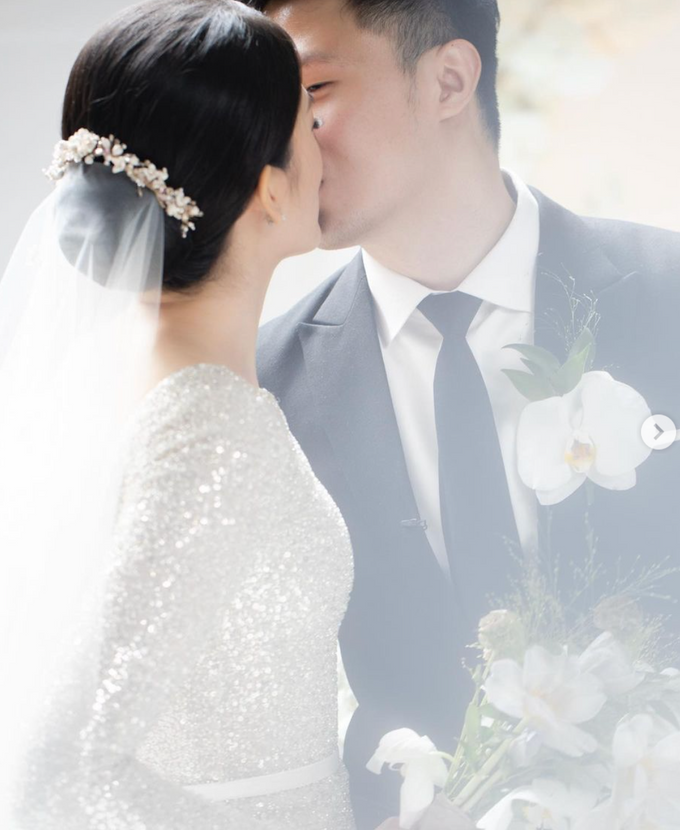 The Wedding of Ready & Viona by Habitate Garden Lounge - 002