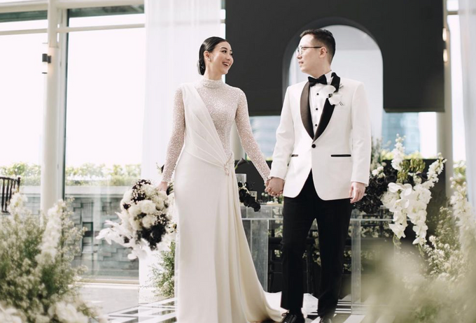The Wedding of Marco & Caroline by SAS designs - 009
