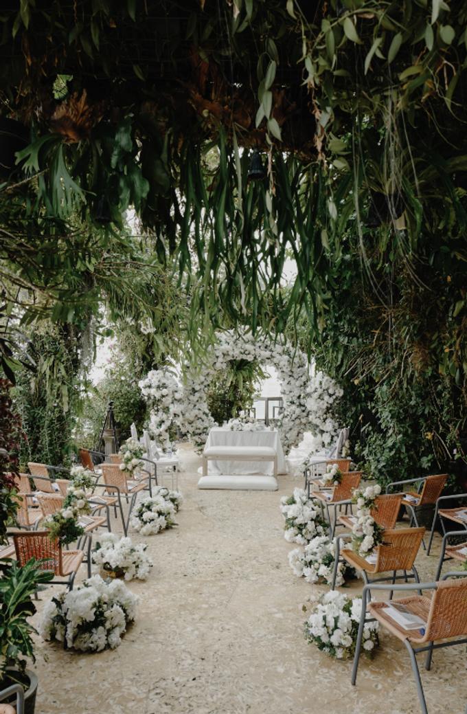 The wedding of Hendry & Chyntara by Ivow Wedding - 004