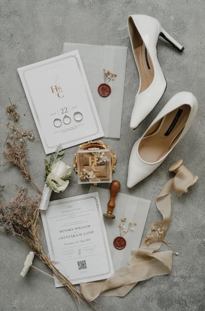 The wedding of Hendry & Chyntara by Ivow Wedding - 006