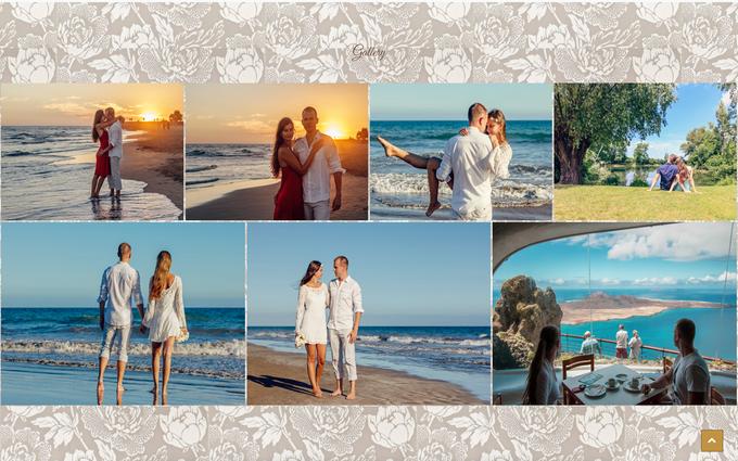 Adam & Evi - Gold Package by Wedbio.com - elegant wedding website & online rsvp - 002